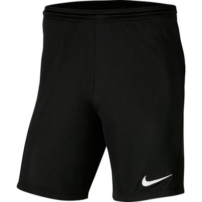 Nike Park III Short - black/white - Gr. kinder-l im Sport Shop