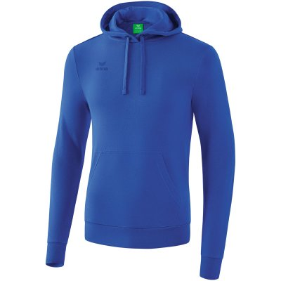 Erima Basic Kapuzensweatshirt - new royal - Gr. XL (Farbe: blau S )