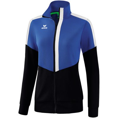 Erima Squad Worker Trainingsjacke - new royal/black/white - Gr. 42 (Farbe: blau S )