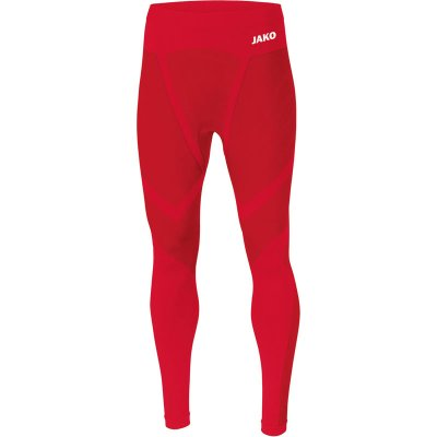 Jako Long Tight Comfort 2.0 - sportrot - Gr.  m