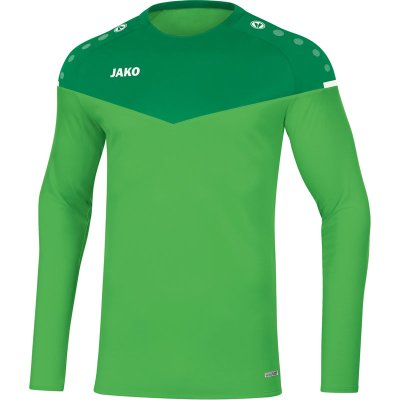Jako Champ 2.0 Sweat - soft green/sportgrün - Gr.  164