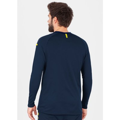 Jako Champ 2.0 Sweat - marine/darkblue/neongelb - Gr.  152