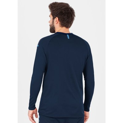Jako Champ 2.0 Sweat - marine/darkblue/skyblue - Gr.  l