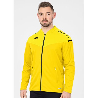 Jako Champ 2.0 Präsentationsjacke - citro/citro light - Gr.  140