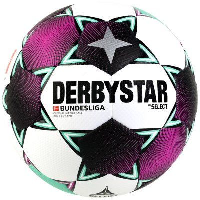 Derbystar Bundesliga Brillant APS 2020/2021 Spielball im Sport Shop