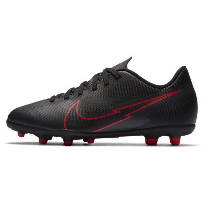 Nike Jr. Mercurial Vapor 13 Club FG/MG - Black Pack im Sport Shop