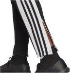 adidas Squadra 21 Trainingshose - black/white - Gr. l