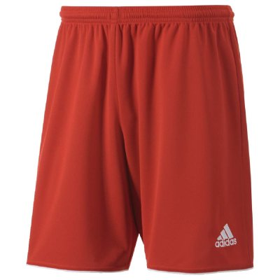 Adidas New Parma Short - university red/white - Gr. m im Sport Shop