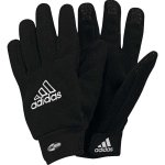 Adidas Fieldplayer Handschuhe - black/white - Gr. 11