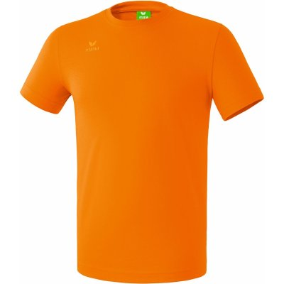 Erima Teamsport T-Shirt - orange - Gr. XXL (Farbe: weiß XXL )