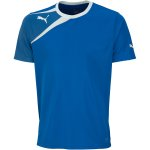 Puma Spirit Tee - puma royal-delft blue-white - Gr. 164