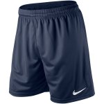 Nike Park Knit Short - midnight navy/white - Gr.  m