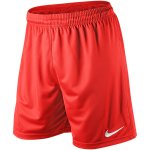 Nike Park Knit Short - university red/white - Gr.  s