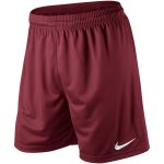 Nike Park Knit Short - team red/white - Gr.  l