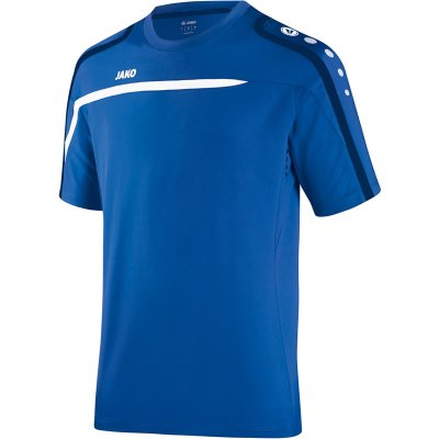 Jako Performance T-Shirt - royal/weiß/marine  - Gr. s (Farbe: blau  )