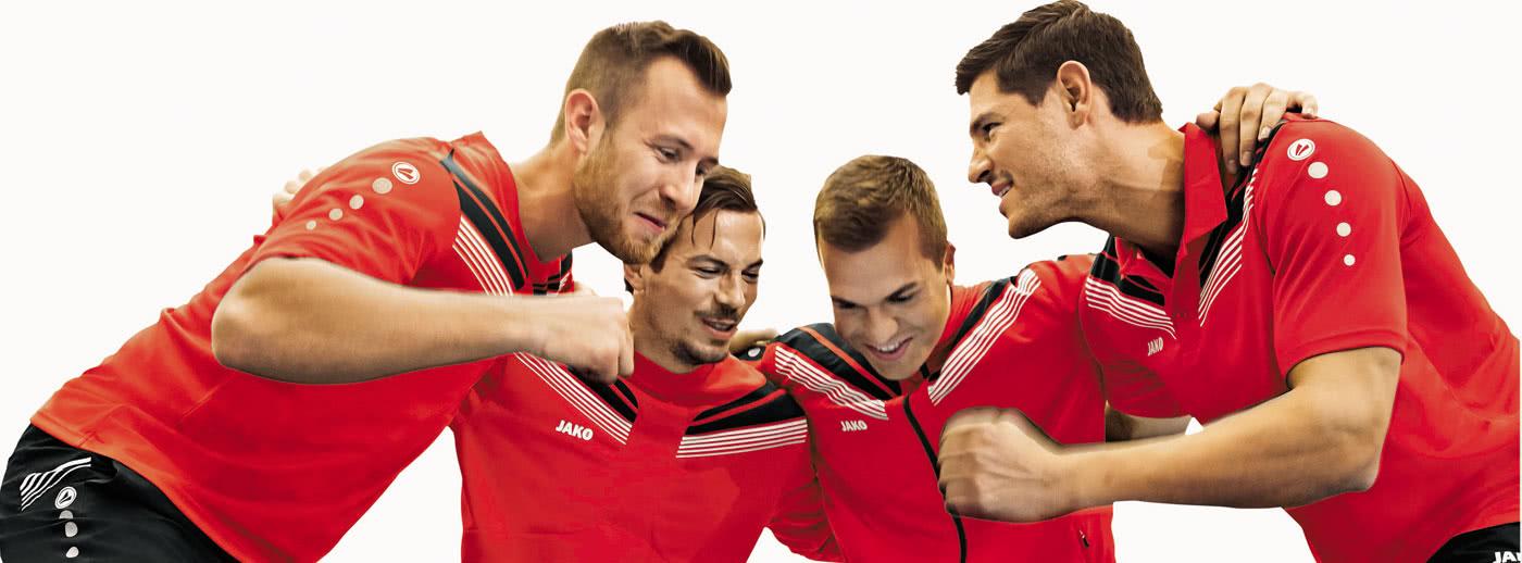 Vereinsbekleidung für den ganzen Verein!