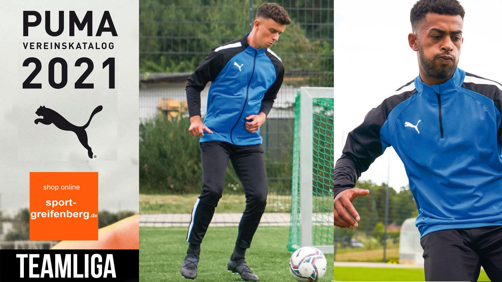 Puma Liga Teamline