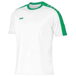weiß/sportgrün