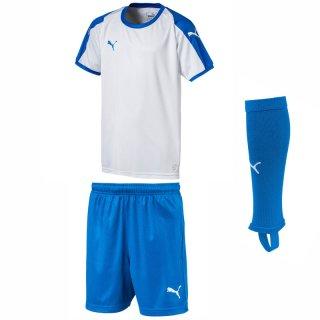 puma white - electric blue - electric blue