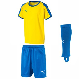 cyber yellow - electric blue - electric blue