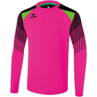 pink glo/black