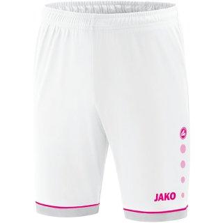 weiß/pink