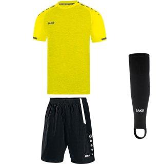 light yellow - schwarz - schwarz