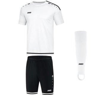 weiß - schwarz - weiß