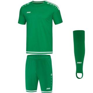 sportgrün - sportgrün - weiß