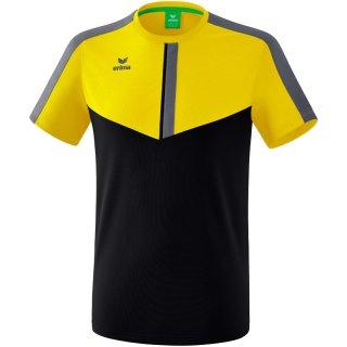 yellow/black/slate grey