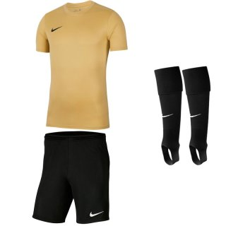 jersey gold - black - black