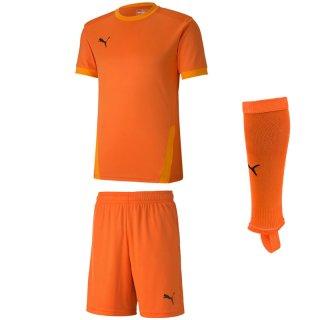 golden poppy - flame orange - flame orange