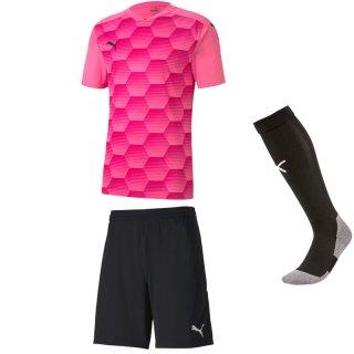 pink - pink - black