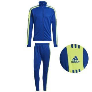 team royal blue/solar yellow