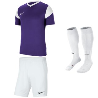 court purple - white - white