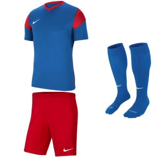 royal blue/red - red - royal blue
