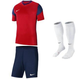univ.red/navy - navy - white