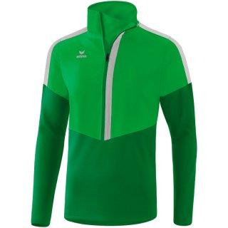 fern green/smaragd/silver grey