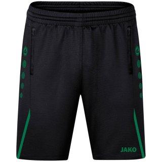 schwarz/sportgrün