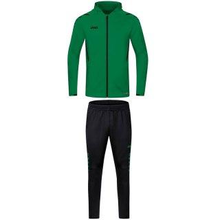 sportgrün/schwarz