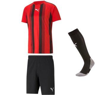red - black - black