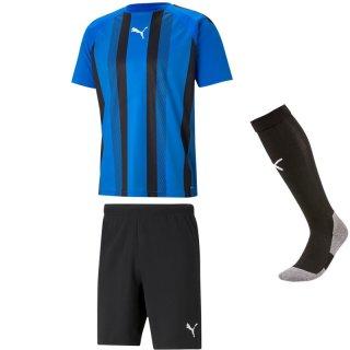 blue - black - black