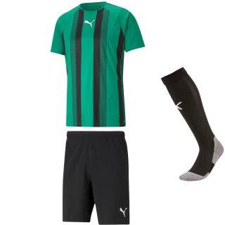 green - black - black