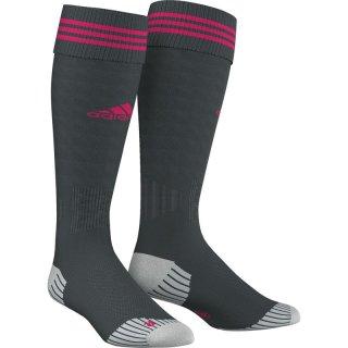 dark grey/bold pink