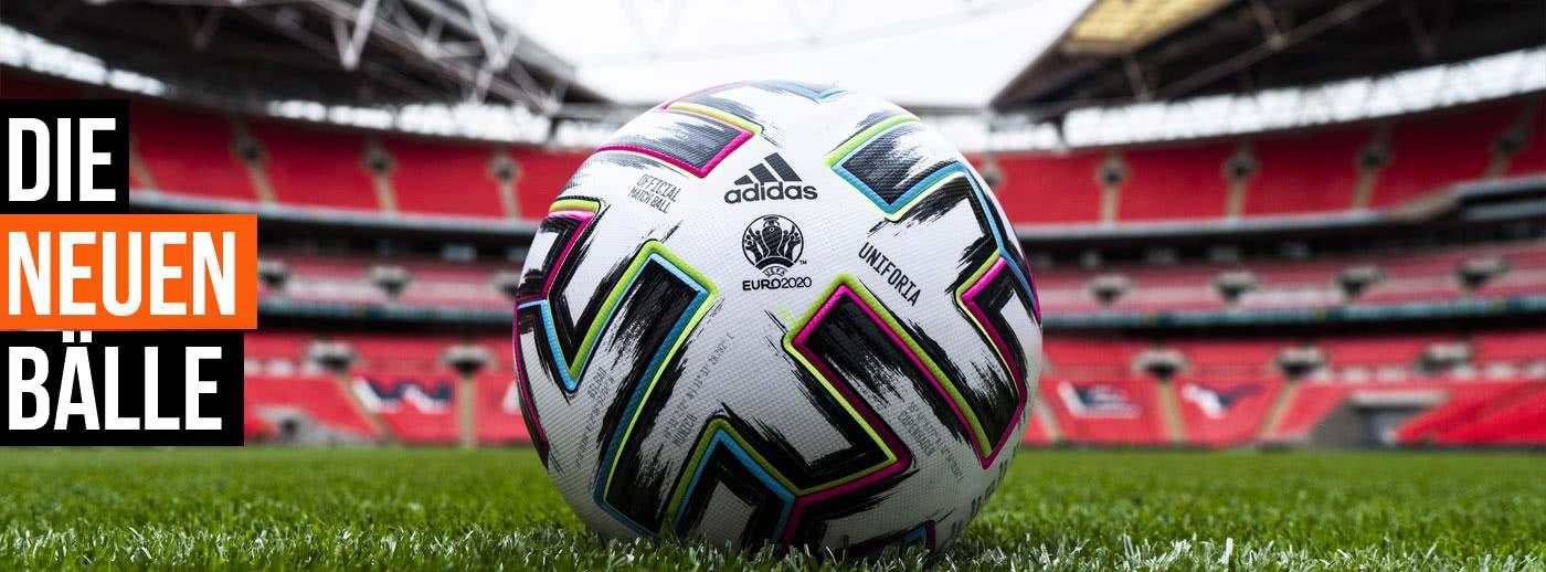 Finde deinen Fußball