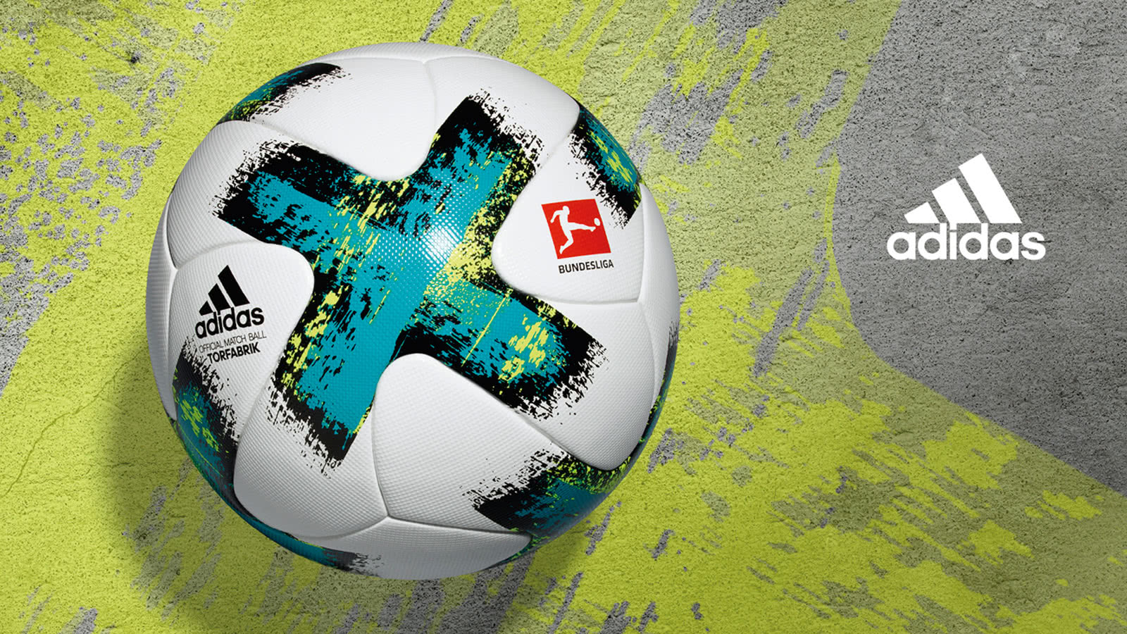 Kauf dir mit dem Adidas Torfabrik den offiziellen Adidas Bundesliga Spielball. Jetzt günstig zum Sonderpreis