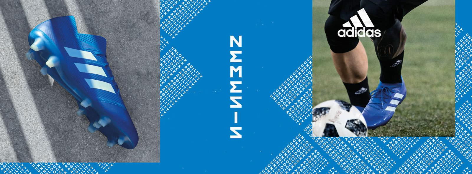 Komplett neue die Adidas Nemeziz 18
