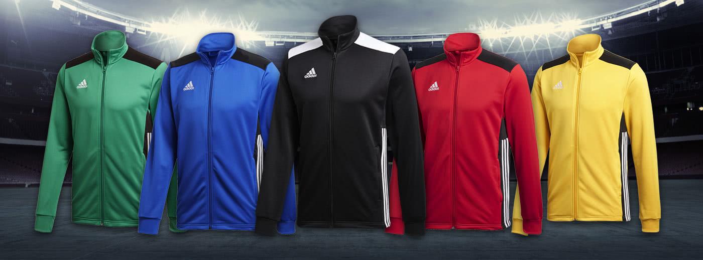 der günstige adidas Trainingsanzug zum Sport und zur Präsentation!