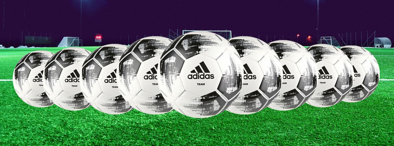 Mit dem adidas Team Glider bestellst du dir den günstigsten adidas Fußball den es je gab!