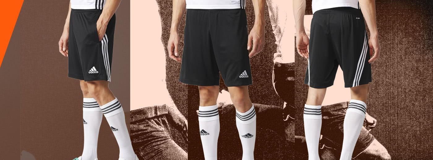 """Jetzt die Adidas Training Short """"Sereno 14"""" mit 50% Rabatt bestellen"""